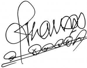 how to have a cool signature